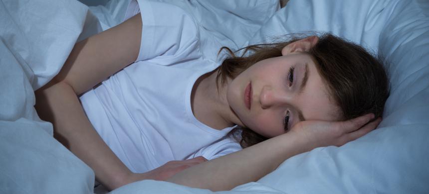 La pandemia puede causar aumento de estrés y trastornos del sueño en niños y adolescentes