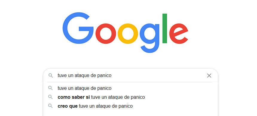 """Los """"ataques de pánico"""" baten récord de búsqueda en Google durante la cuarentena"""