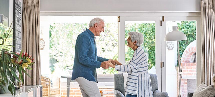 Envejezca de manera saludable