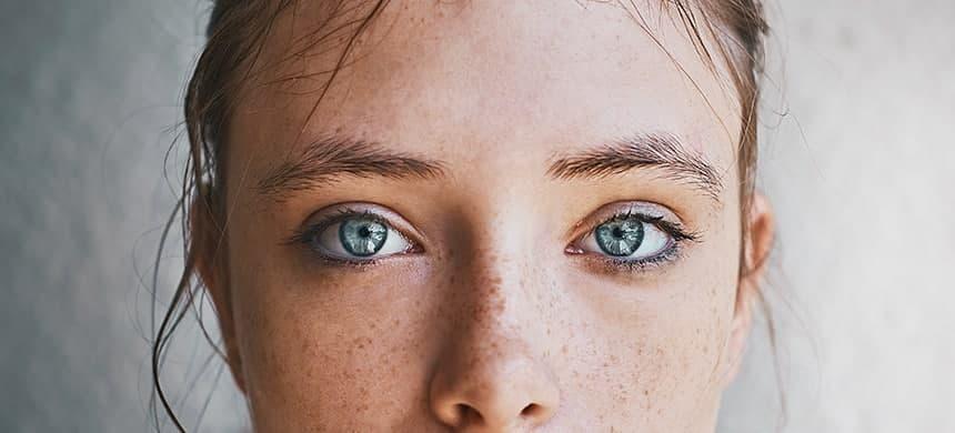 Los ojos pueden ser una puerta de entrada del mal