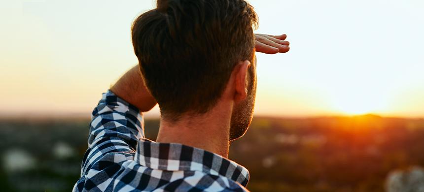 ¿Cómo es que las personas pueden ver a Dios en usted?