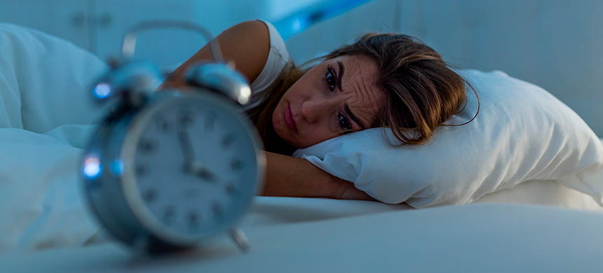 Espíritus malignos que atormentan durante el sueño