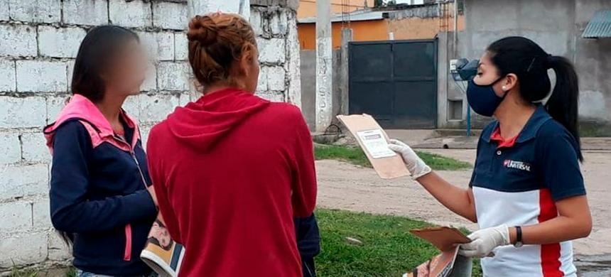 La EVG de Tucumán continúa trabajando
