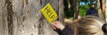 Campaña contra el suicido en Villa Gesell