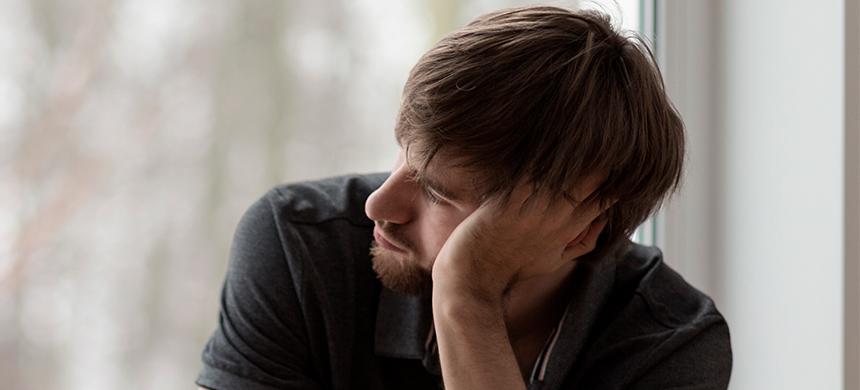 Desesperado, angustiado y sin saber qué hacer