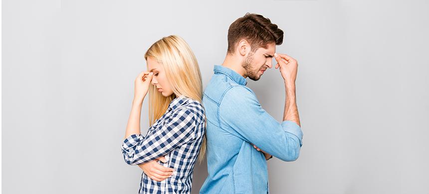 ¿Cómo reconstruir la relación después de una separación?