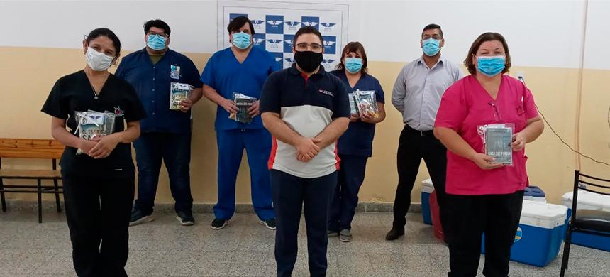 Donación sangre Santiago del Estero