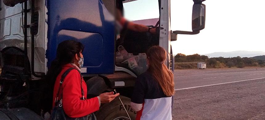 EVG Transportes, una manera diferente de ayudar
