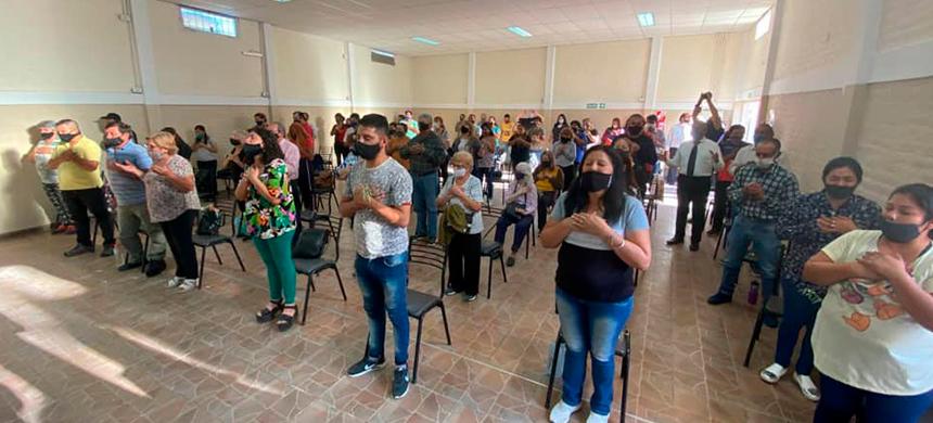 Nueva Universal en Pocito, San Juan