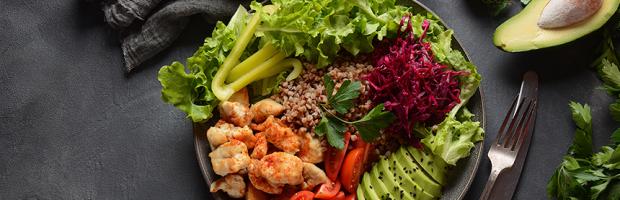 Una dieta rica en nutrientes puede mejorar las secuelas del Covid-19