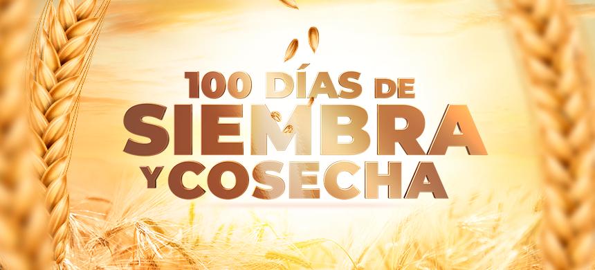 ¿Está listo para el Desafío de los 100 Días?